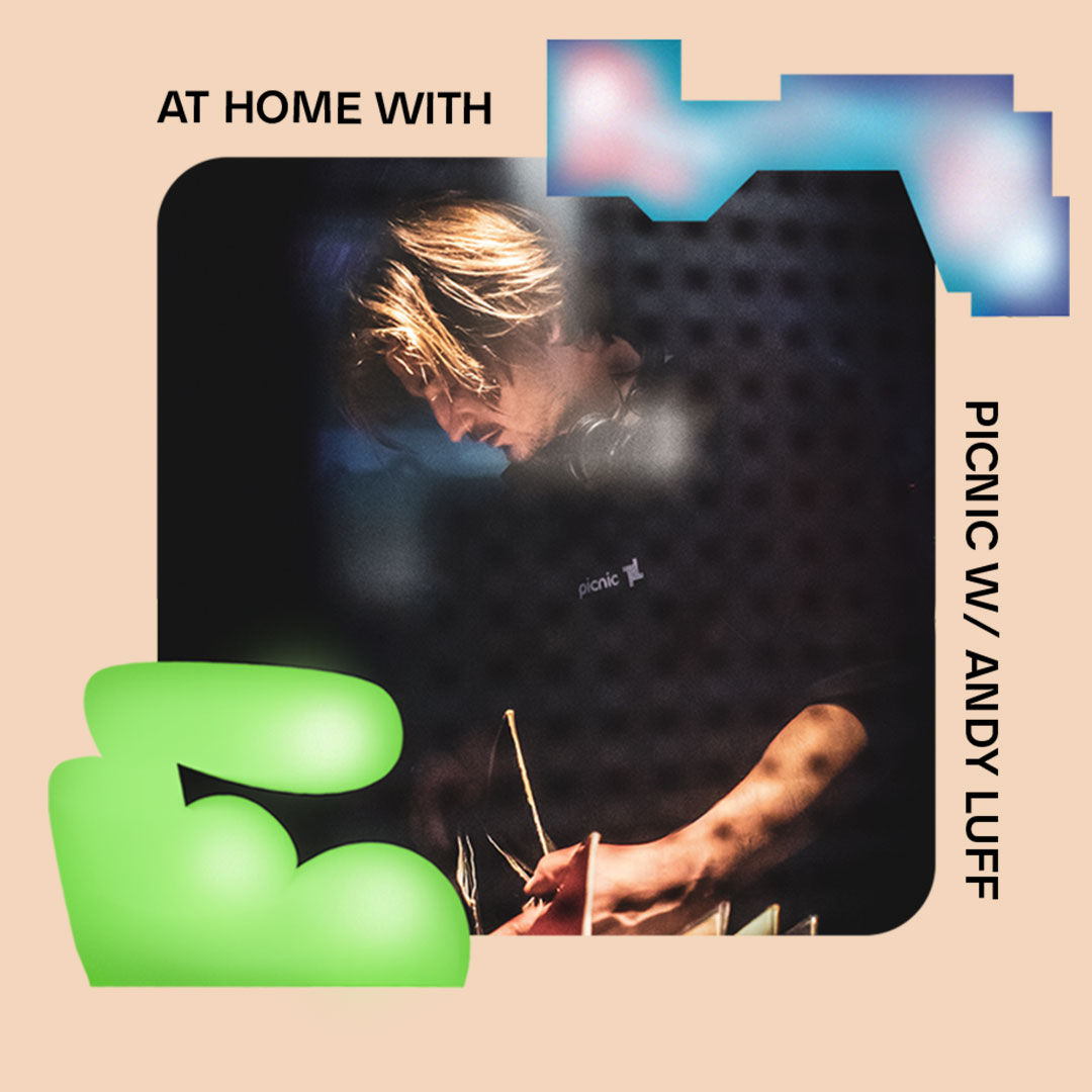 AT HOME WITH: PICNIC W/ ANDY LUFF