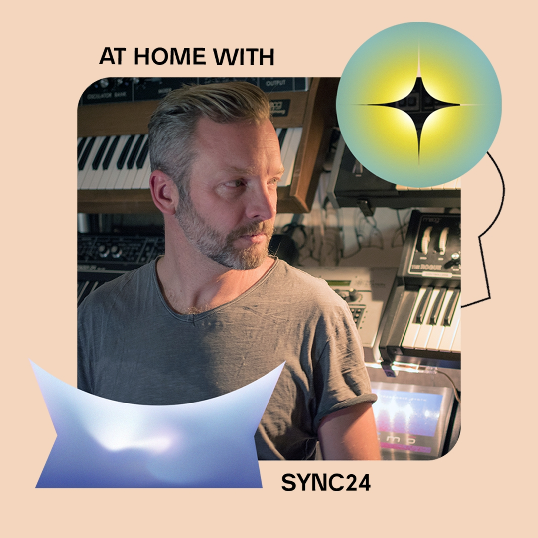 AT HOME WITH: SYNC24