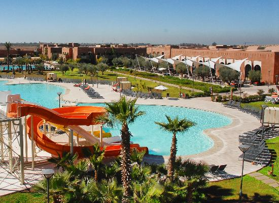 Hotel Kenzi Club Agdal Marrakech