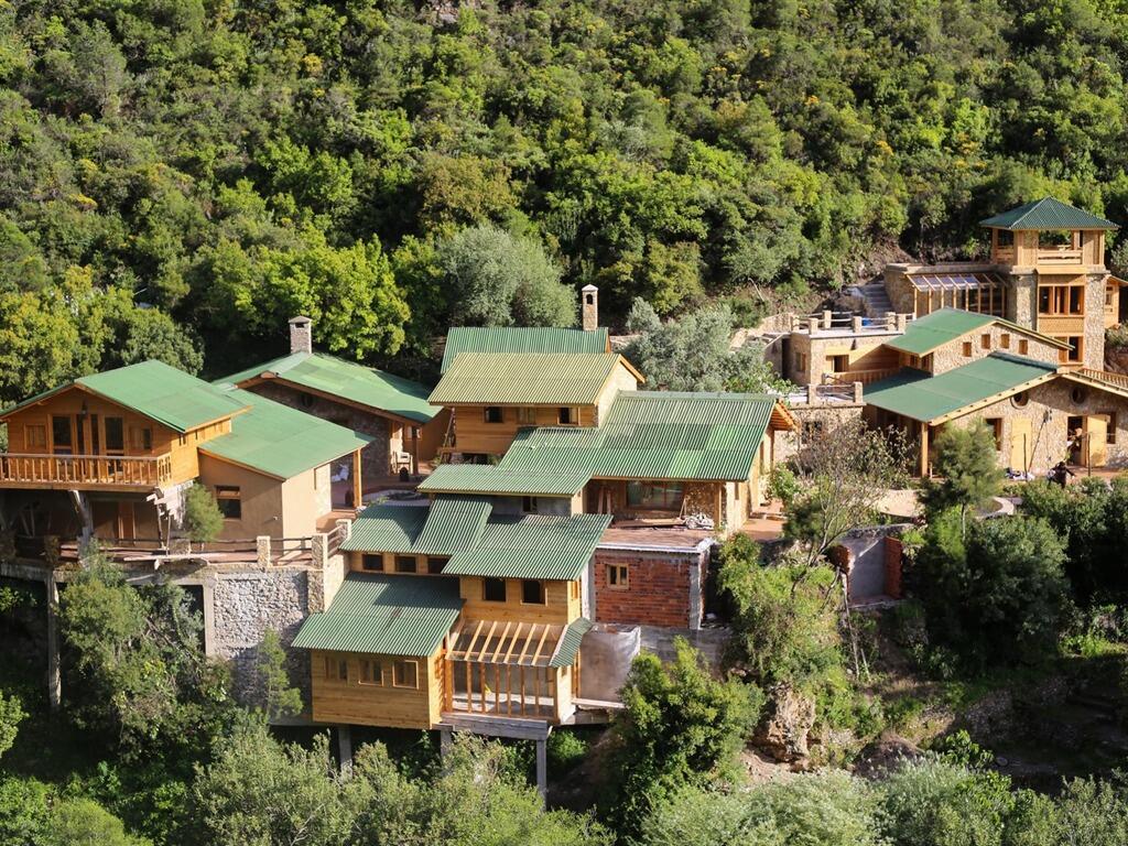 Hotel L' ermitage Akchour -Paradise