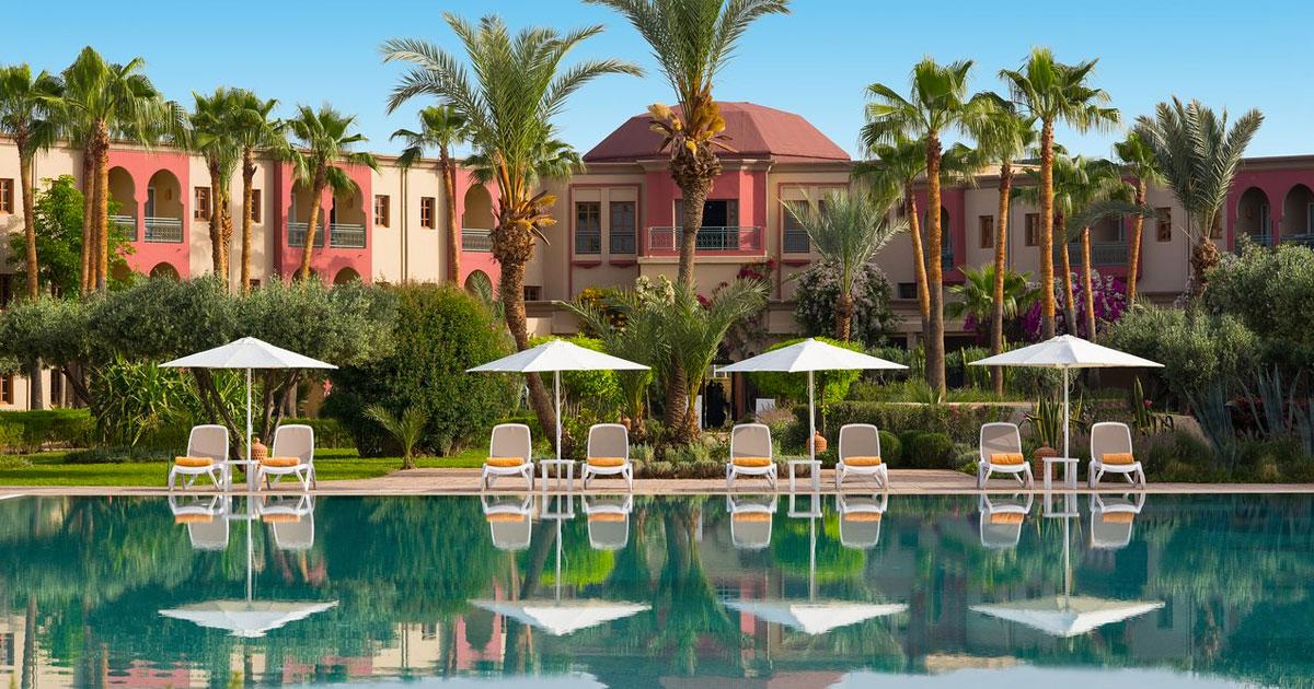 Hotel Iberostar Club Palmeraie Marrakech