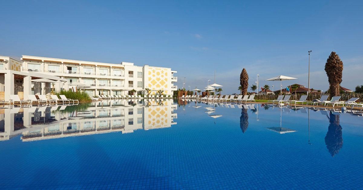 Melia Beach Saidia - Une combinaison exclusive de golf, de plage et de culture