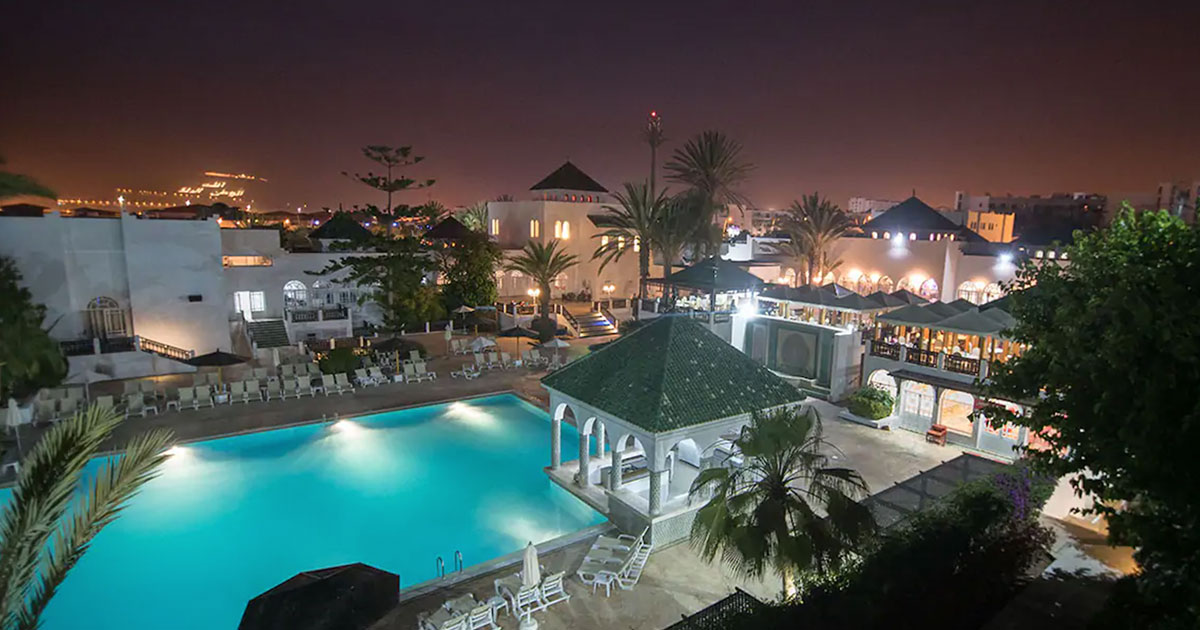 Les Jardins D'Agadir - L'univers hôtel-club tout compris
