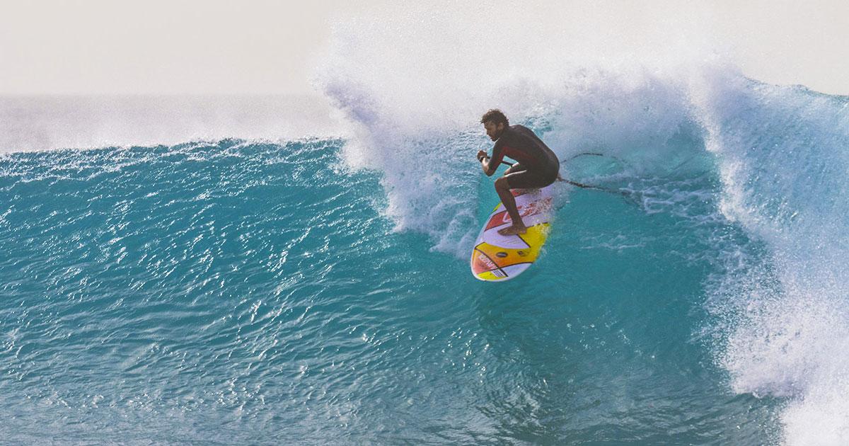 Cours de surf de 2 h