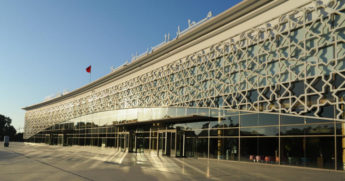 Transfert privé : entre l'aéroport Rabat-Sale  vers la ville Rabat