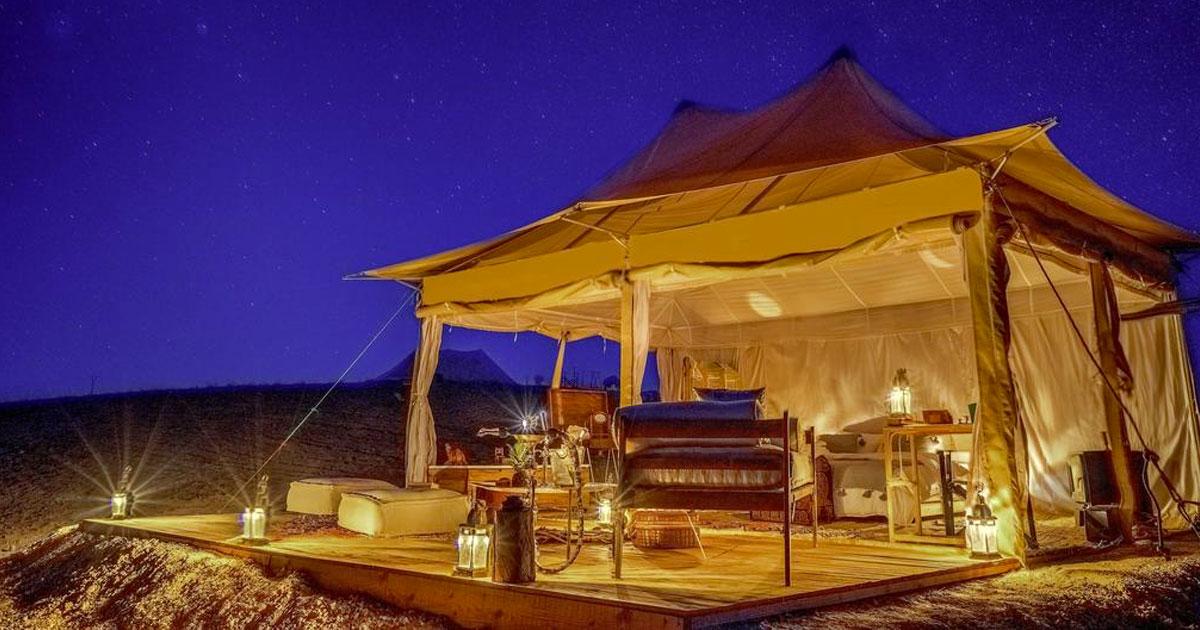 Séjour Magique Dans le désert d'Agafay - Agafay Luxury Camp