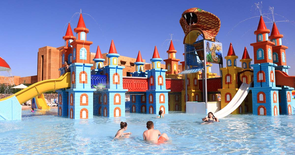Séjour familiale en All Inclusive- L'Aqua Mirage Club