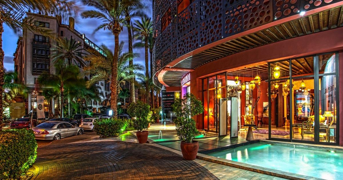Séjour de détente et bien-être à la perle rouge- Le Pearl Marrakech