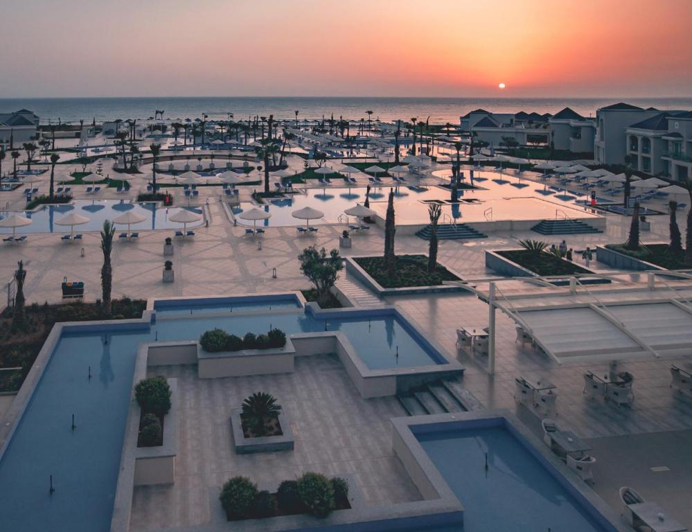 Ressourcez-vous sous le soleil de Taghazout - White Beach Resort Taghazout