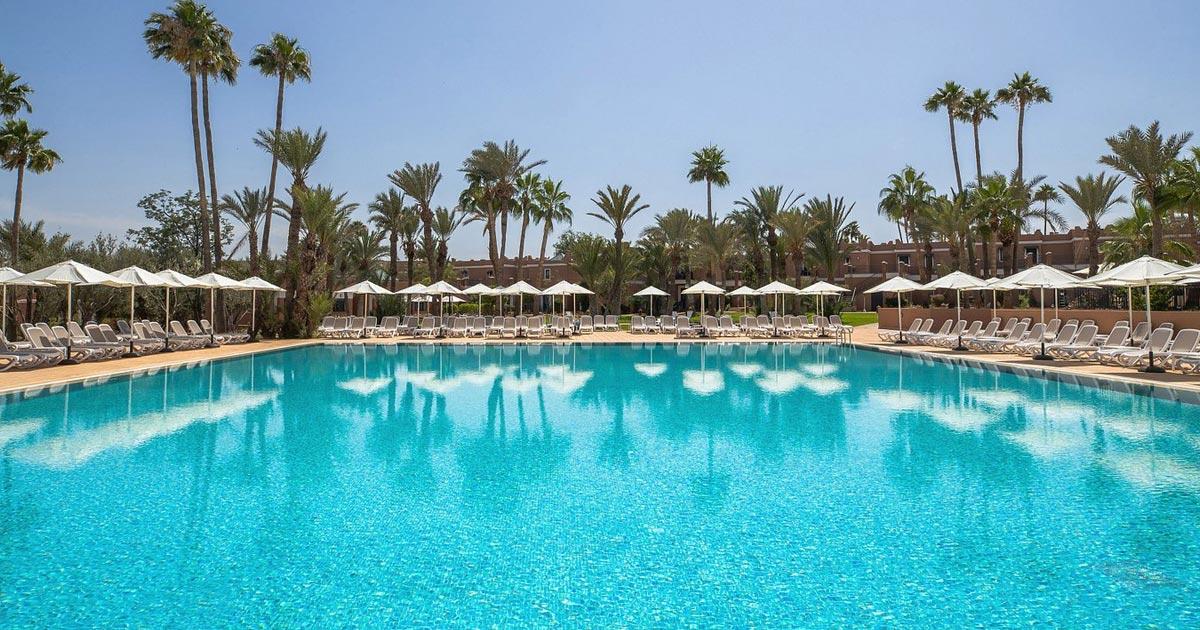 Séjour de Luxe en All Inclusive - Sol Oasis Marrakech By Melia
