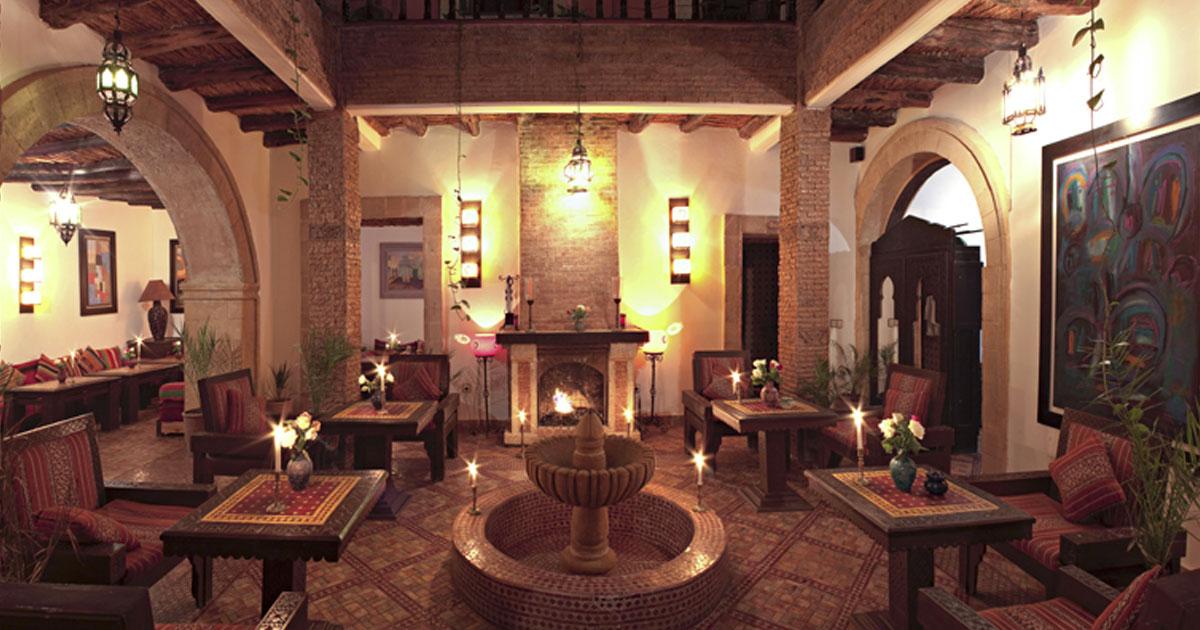 """Séjournez au cœur de la ville Essaouira """" Riad maison du sud """""""