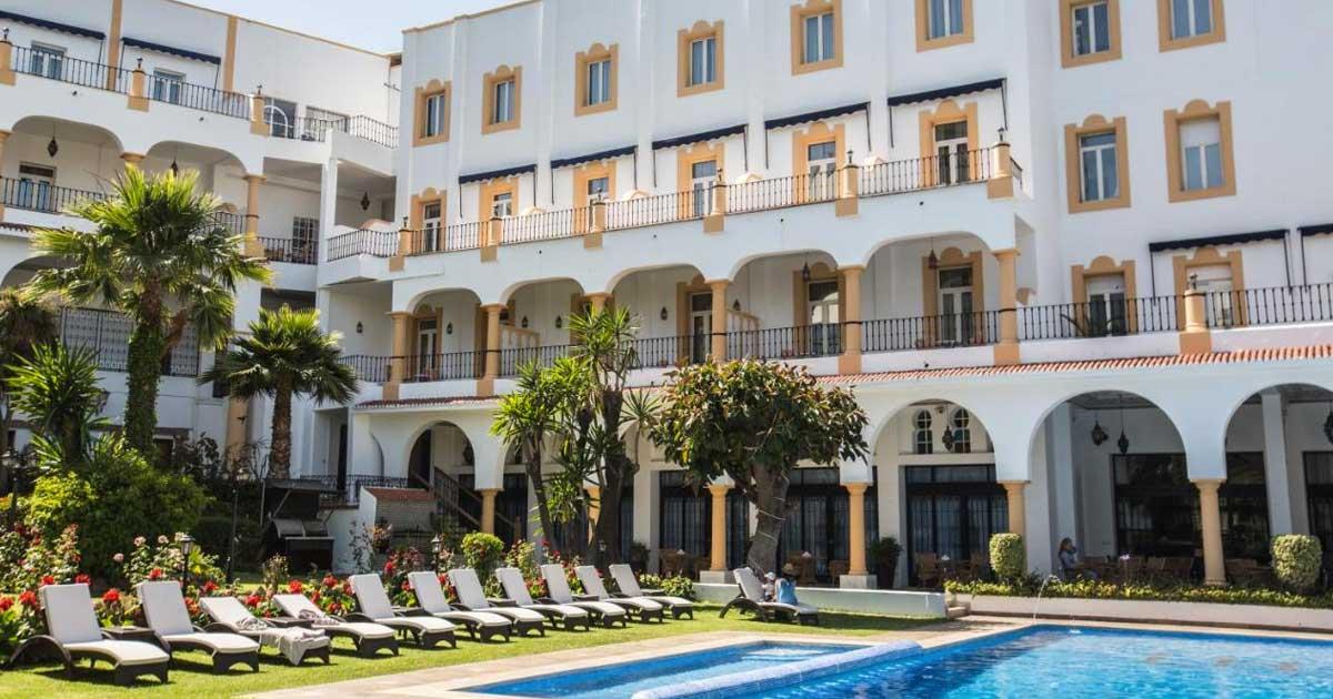 Hotel El Minzah Tanger