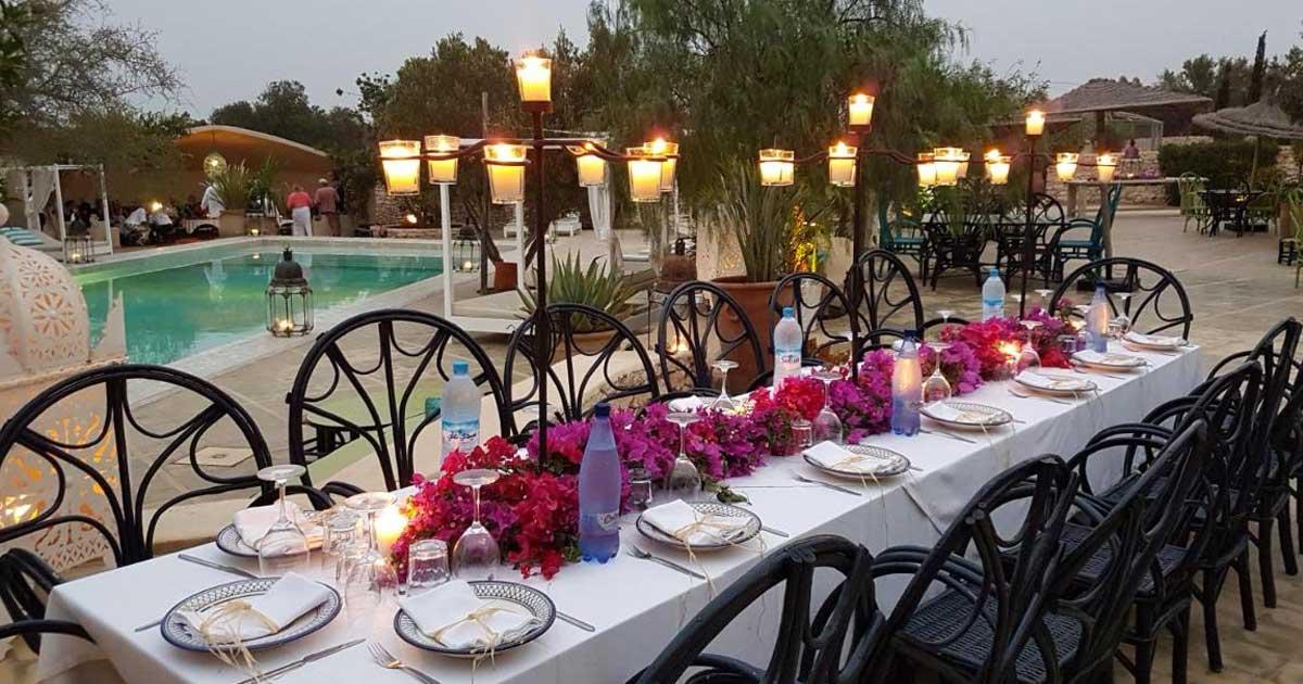 Hôtel les jardins de la villa Essaouira