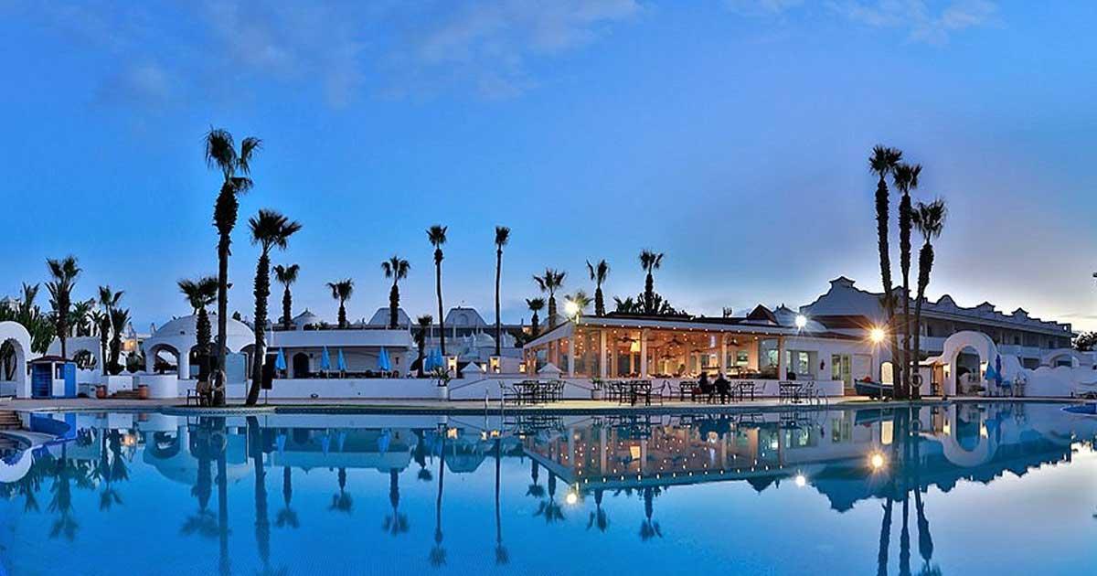 AMPHITRITE PALACE Beach Hôtel & convention centre