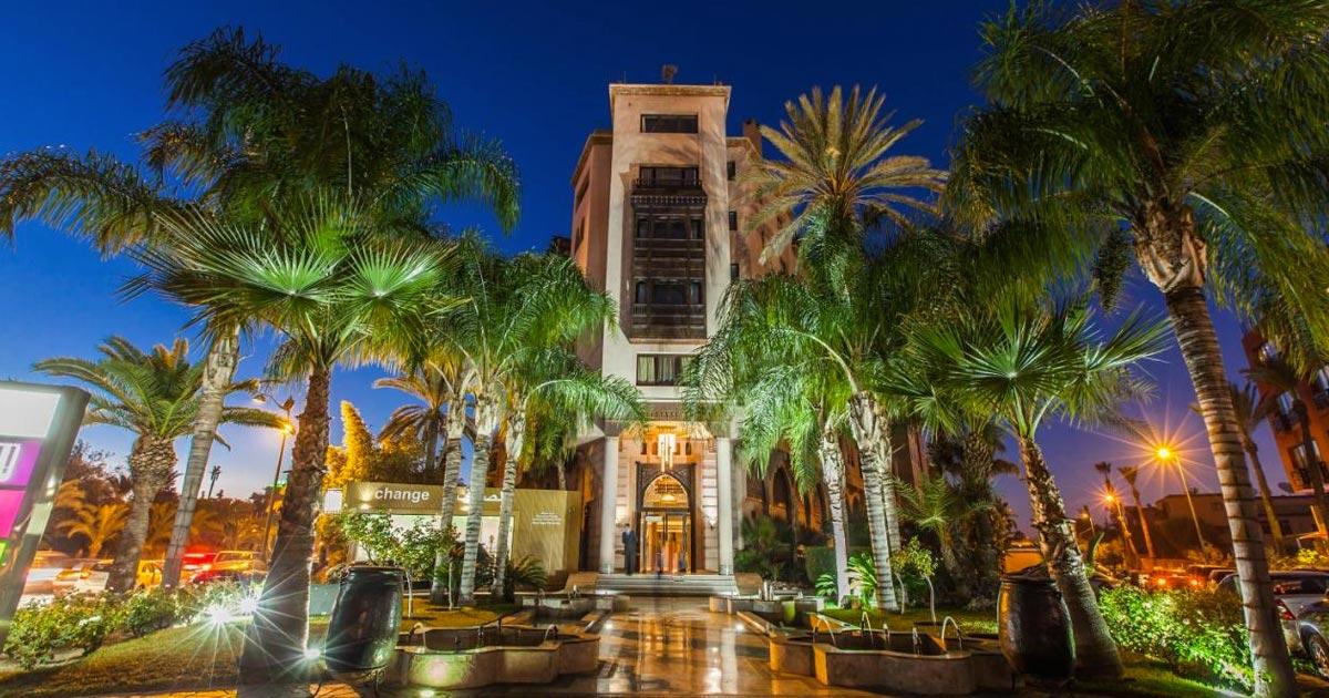 Vivre l'été à L'Hivernage Hôtel & Spa