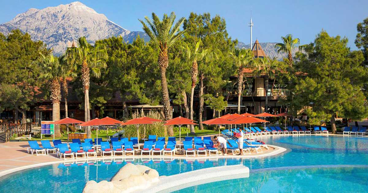Riviera turque - Marti Marina 5* - Antalya