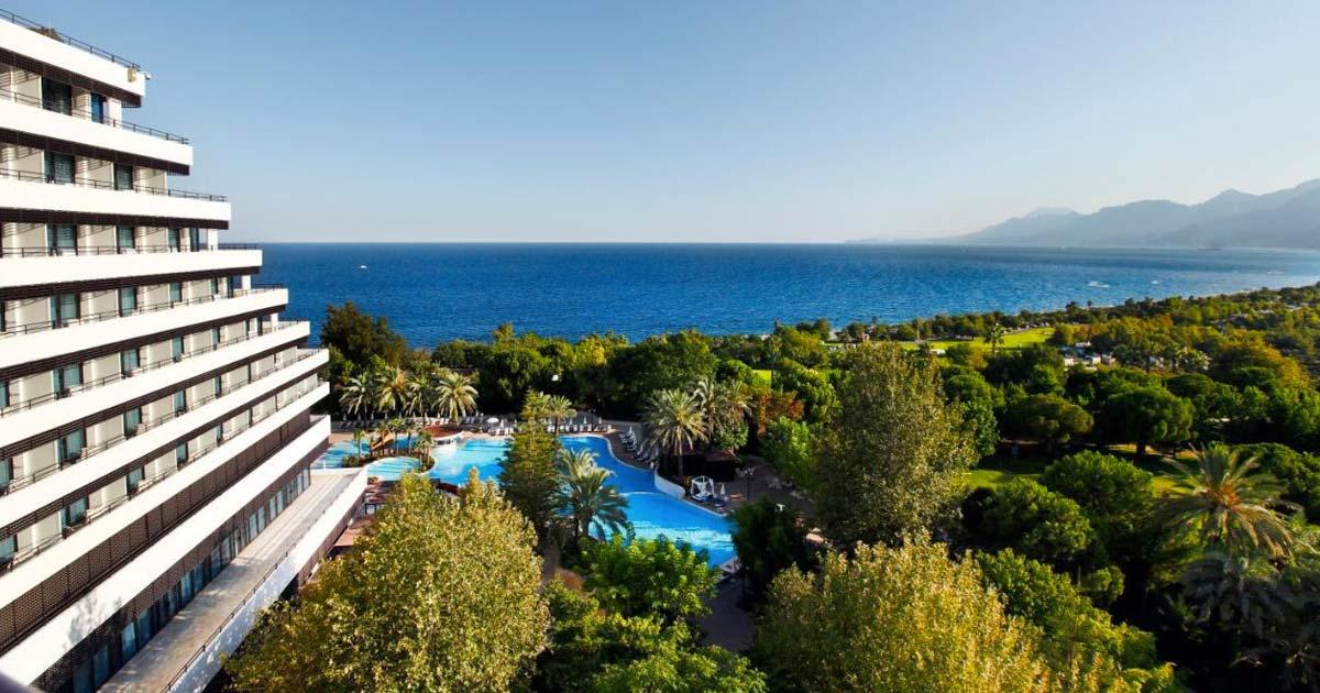 Riviera turque - Rixos Downtown 5* - Antalya