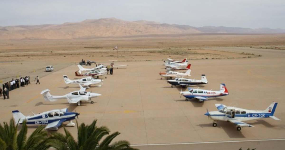 Découvrez Casablanca en avion privé