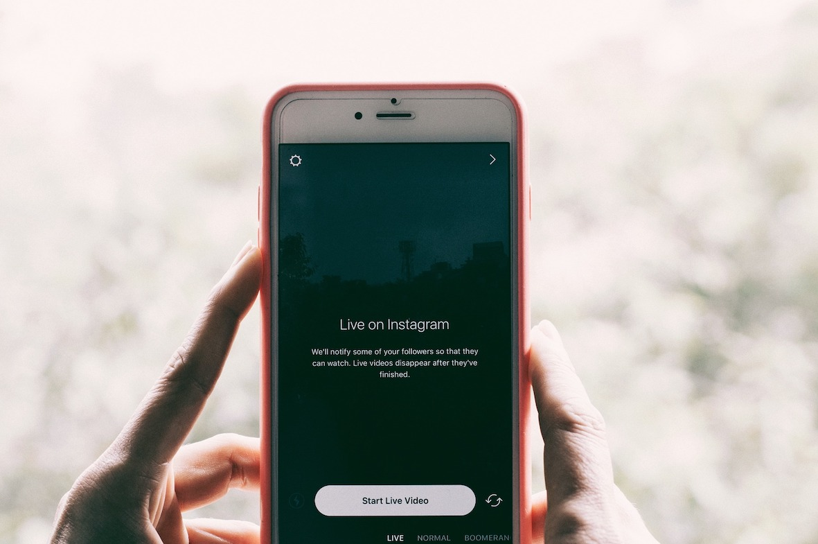 Harness The Power Of Instagram Live For Your Business