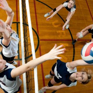 Volleyball Jump