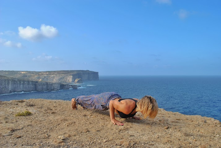 Limb-staff-pose-or-in-sanskrit-chataranga-dandasana
