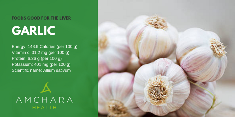Garlic-Great-Food-To-Help-Liver-Health