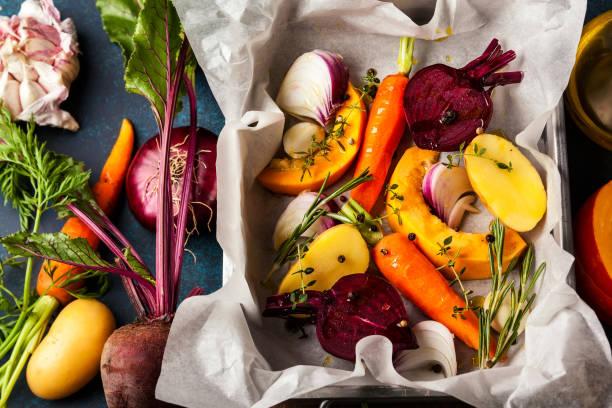Vegetables-Roasted-Vegetables;