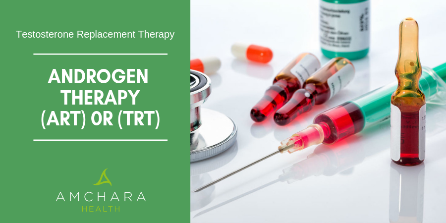 Androgen replacement therapy (ART)
