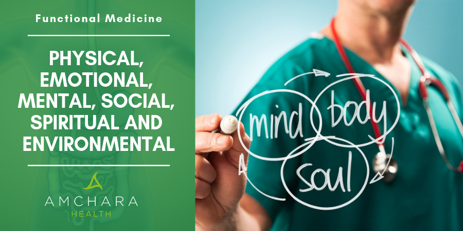 Functional Medicine – an Integrated Approach
