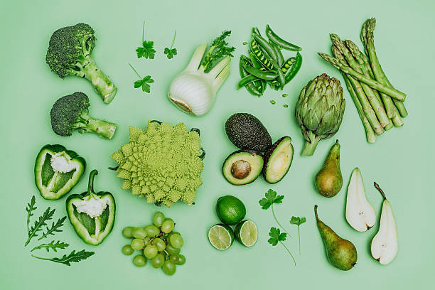 Green Foods for Nutritional Management