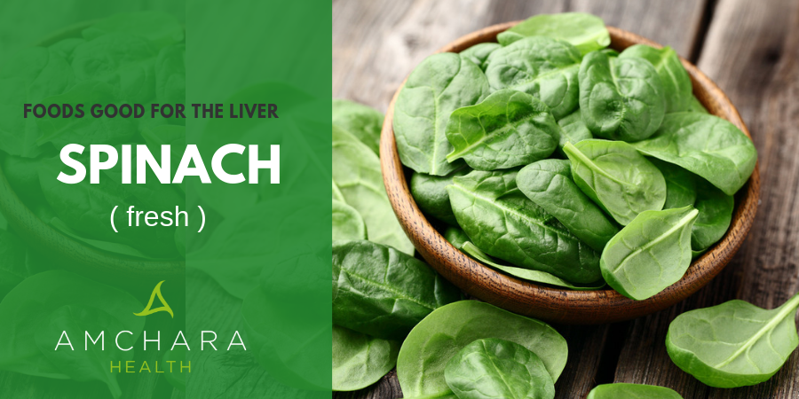 Spinach-for-Liver-Health