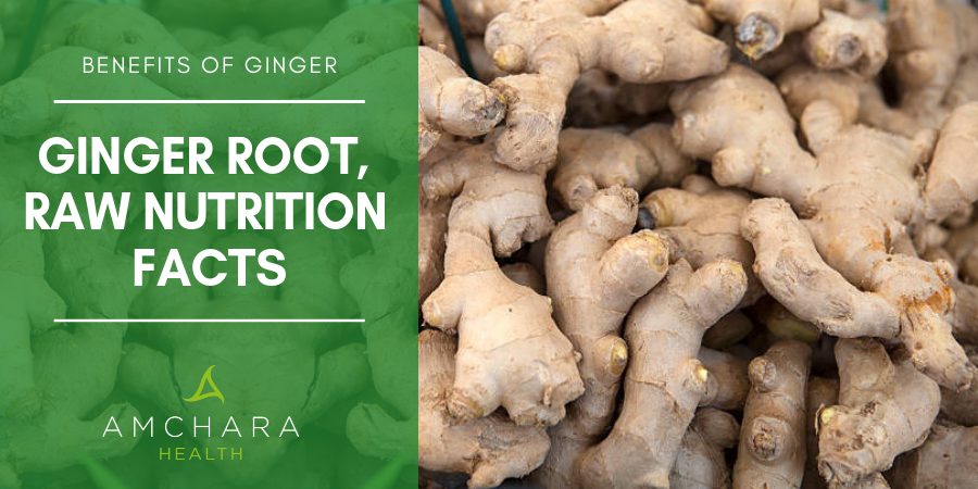 nutritional-content-of-ginger-root