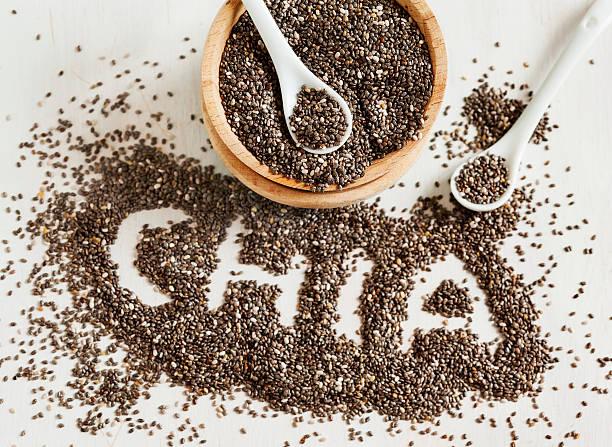 Chia Seeds;