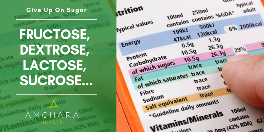 Sugar Labels - The Science