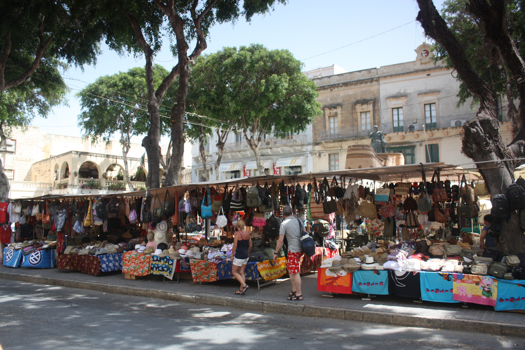 Market-in-Victoria-Gozo