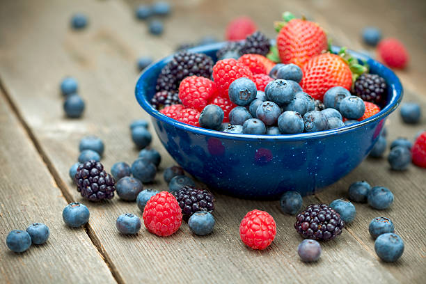 Foods-Containing-Flavanoids-Berries