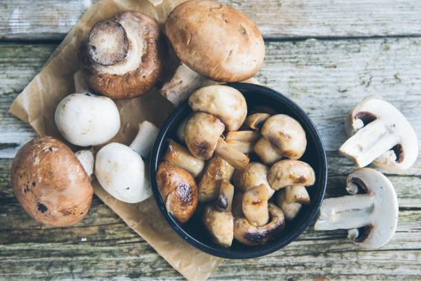 Mushrooms-Assorted