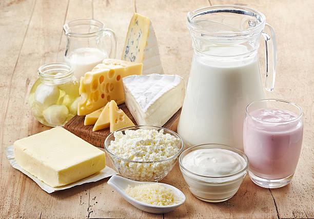 eliminate dairy foods