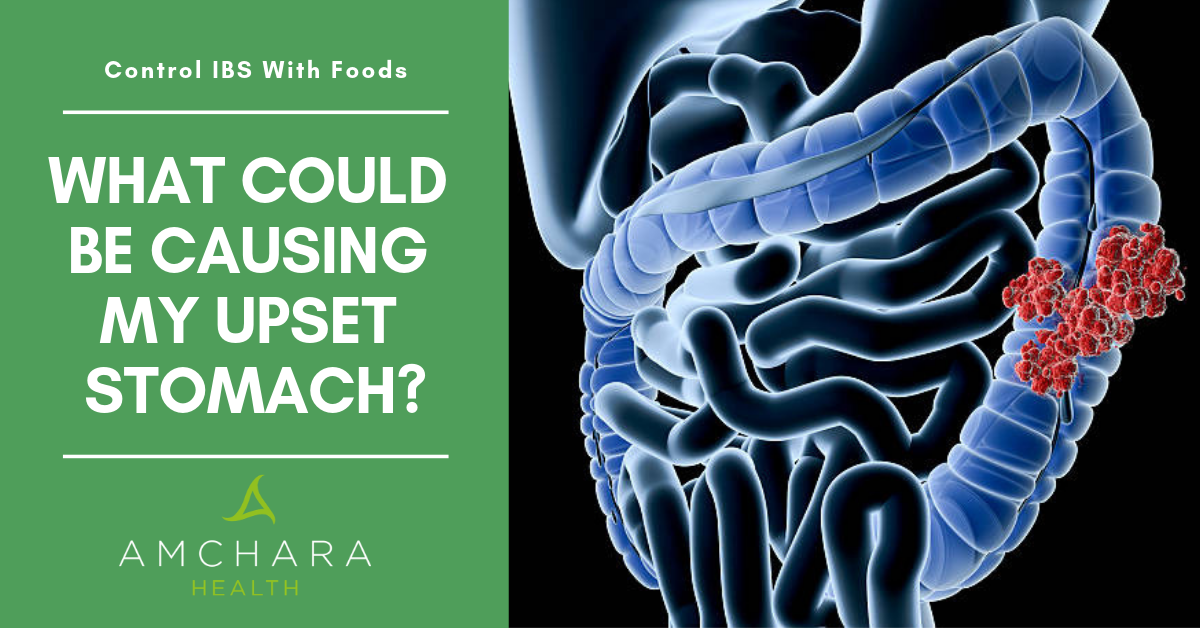 What could be causing my upset stomach?