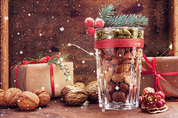 glass-with-nuts-for-christmas