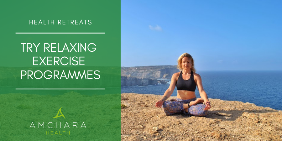 relaxing exercise programmes