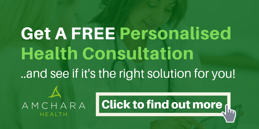 A Personalised Health Consultation from a Qualified Amchara Practitioner