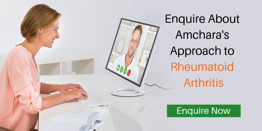 Enquire About Amchara's Approach To Rheumatoid Arthritis
