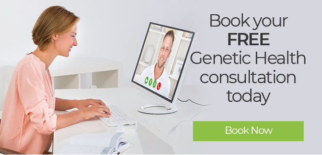 Free Genetics Health Consultation Banner