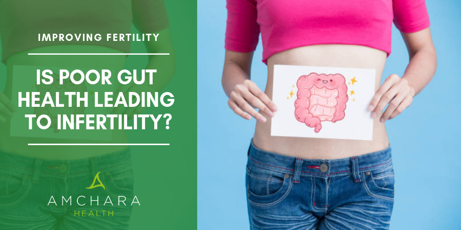 Is Poor Gut Health Leading to Infertility?