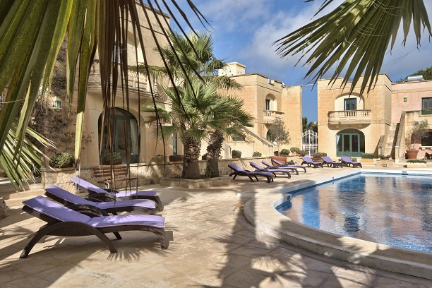 Amchara Gozo Pool Side