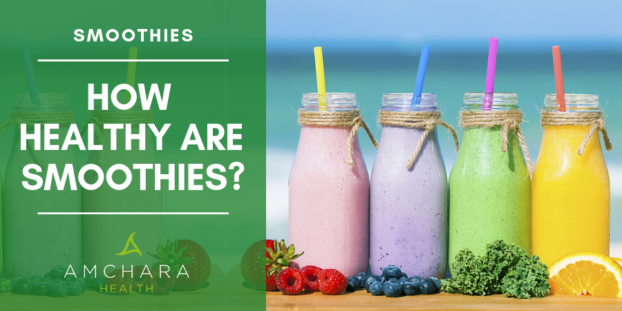 How Smoothies Can Save Your Health!