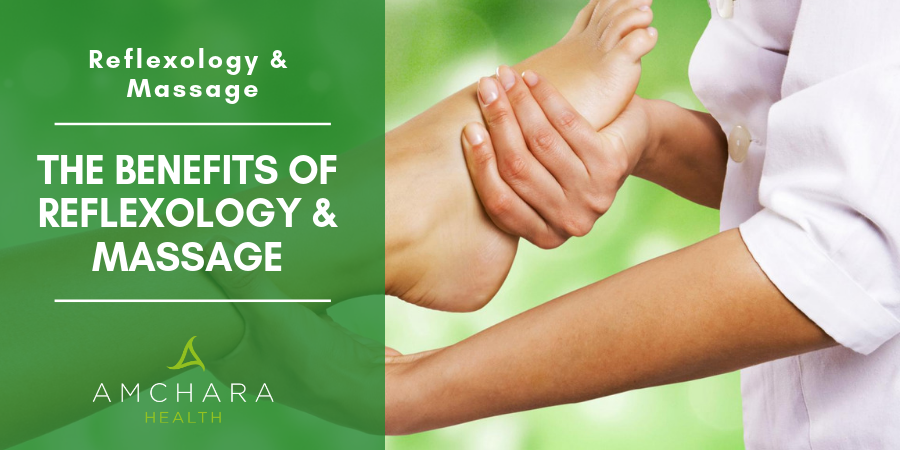 The Benefits of Reflexology- Shiatsu Massage & Hot Stone Massage