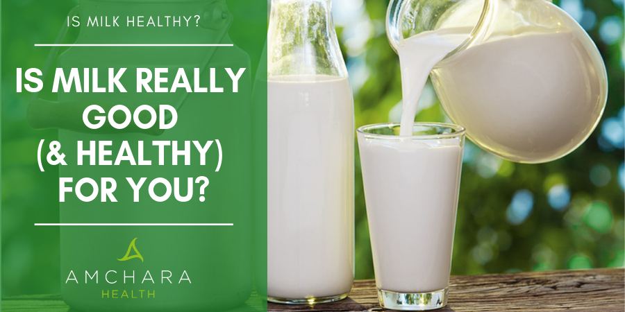 Is Milk Healthy and Sustainable?