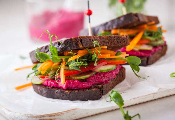 A Vegetarian Diet.